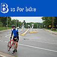 B is for bike