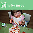 M is for mess