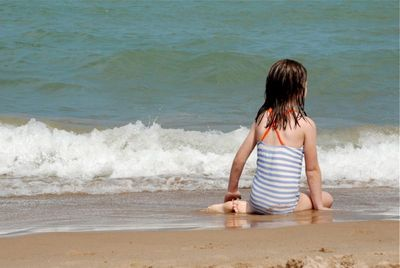 August beach - 01