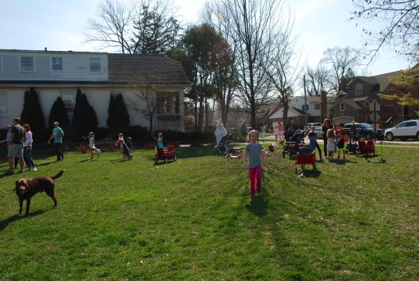 Easter hunt -  - 1