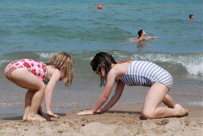 August beach - 05