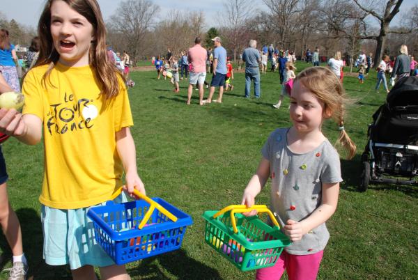 Easter hunt -  - 3
