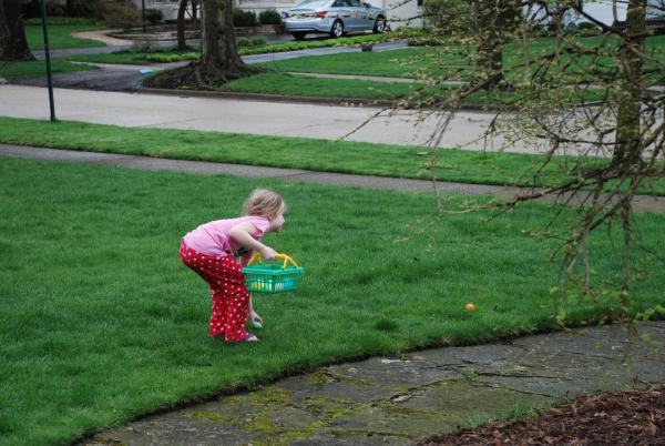 Easter hunt -  - 10