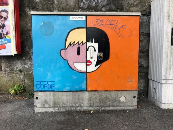 Lausanne -  - 1
