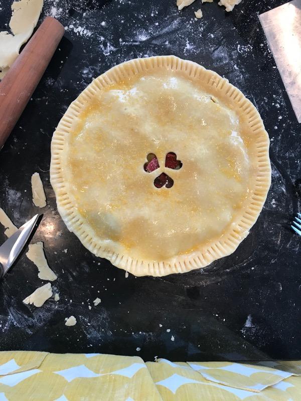 Pie  - 2