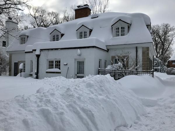 So much snow - 4
