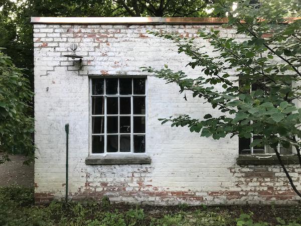 Garage window  - 2