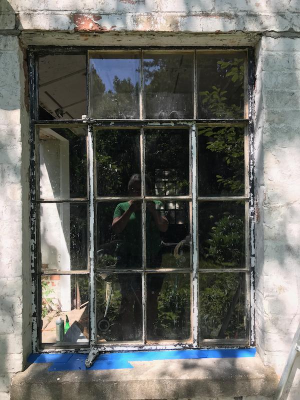 Garage window  - 6