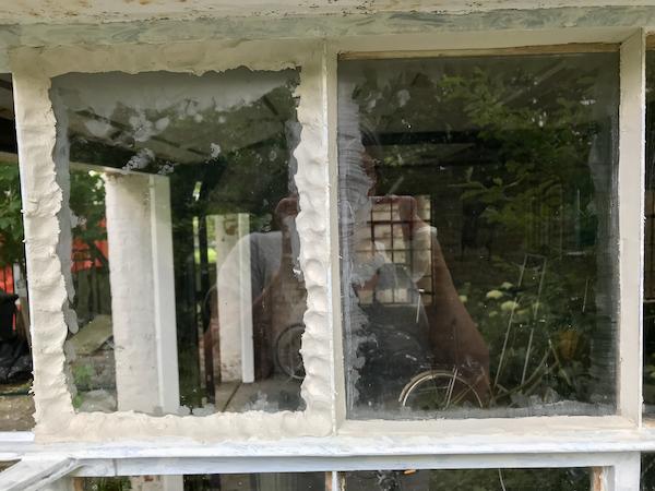Garage window  - 8