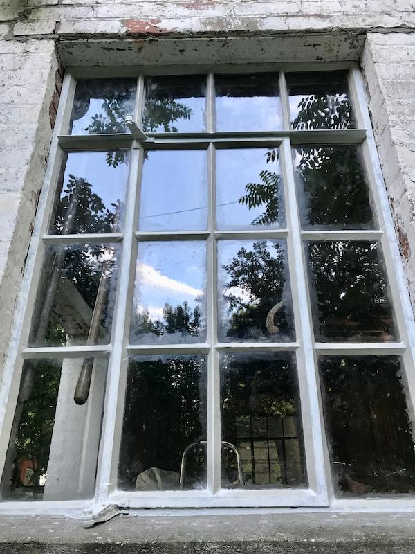 Garage window  - 9