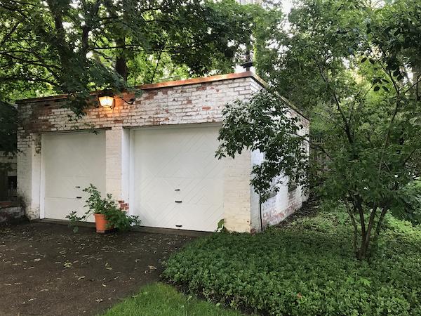 Garage window  - 1