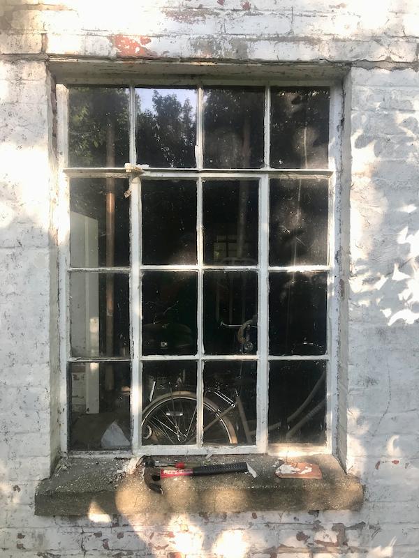 Garage window  - 3